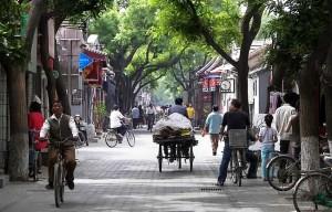 Hutong Pechino