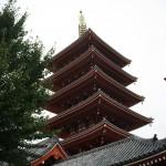 Pagoda ad Asakusa