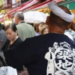 Venditori di Tsukiji
