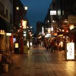 Notte ad Asakusa
